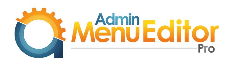 Admin Menu Editor Pro - 40% off