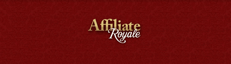Affiliate Royale - 20% off Black Friday / Cyber Monday
