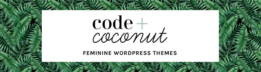 Code + Coconut - 30% off
