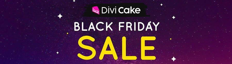 Divi Cake - 40% off