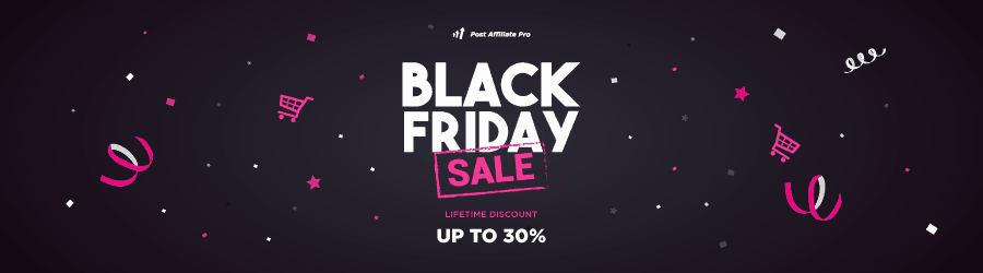 Post Affiliate Pro - up to 30% off
