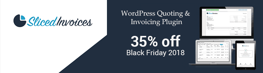 Sliced Invoices - 35% off