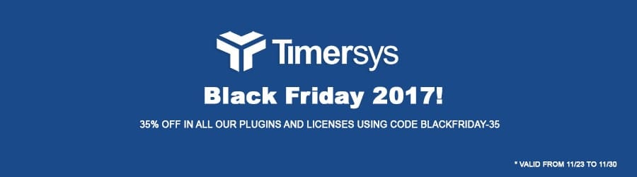 Timersys - 35% off