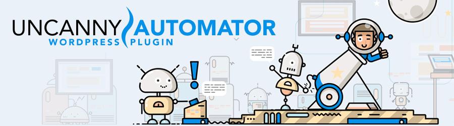 Uncanny Automator - 50% Off Black Friday