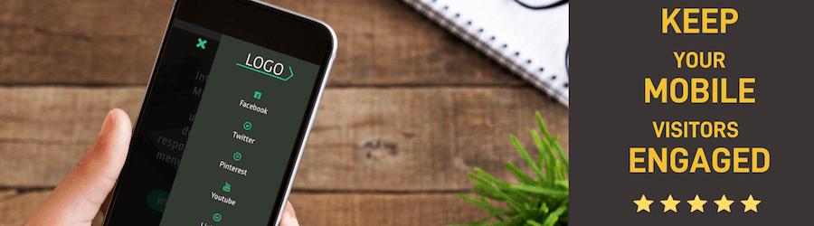 WP Mobile Menu - 35% discount on Black Friday