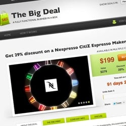The Big Deal by eFrogThemes