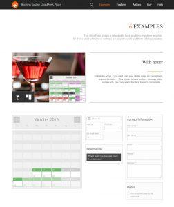 Pinpoint Bookingsystem Pro WordPress plugin