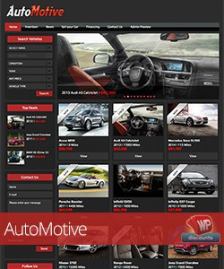 Automotive from Gorilla Themes