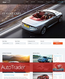 AutoTrader from Themefuse