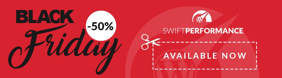Swift Performance - 50% off