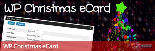 WP Christmas eCard WordPress plugin