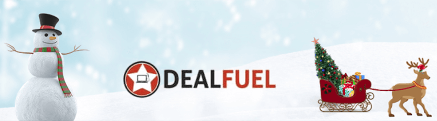 DealFuel - 25% discount on Christmas 2018 / New Year 2019 deal