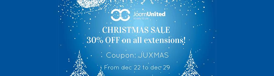 JoomUnited - 30% off