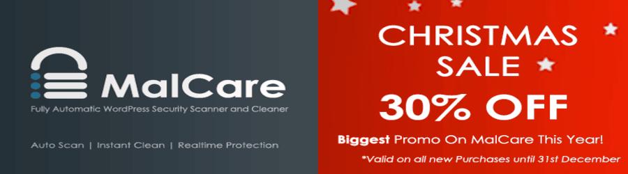 Malcare - 30% off