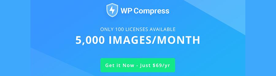 WP Compress - $69 / year