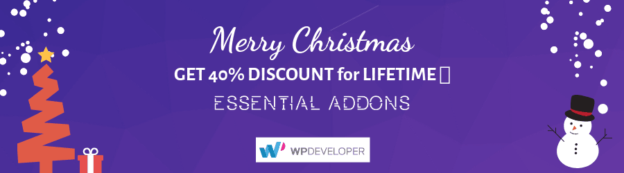 WordPress Christmas Deals 2018 and New Year 2019 Discounts