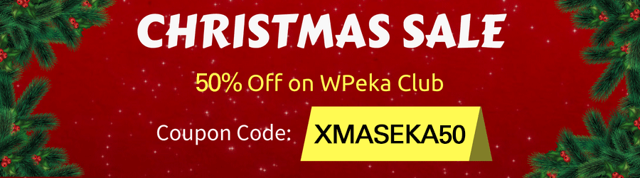 WPeka - 50% off